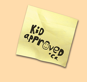 <span>Kid Approved</span><i>→</i>