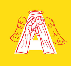 <span>Holy Trinity School Warman – Angels Logo</span><i>→</i>